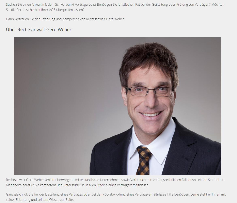 Rechtsanwalt für Mietrecht in 76744 Wörth am Rhein